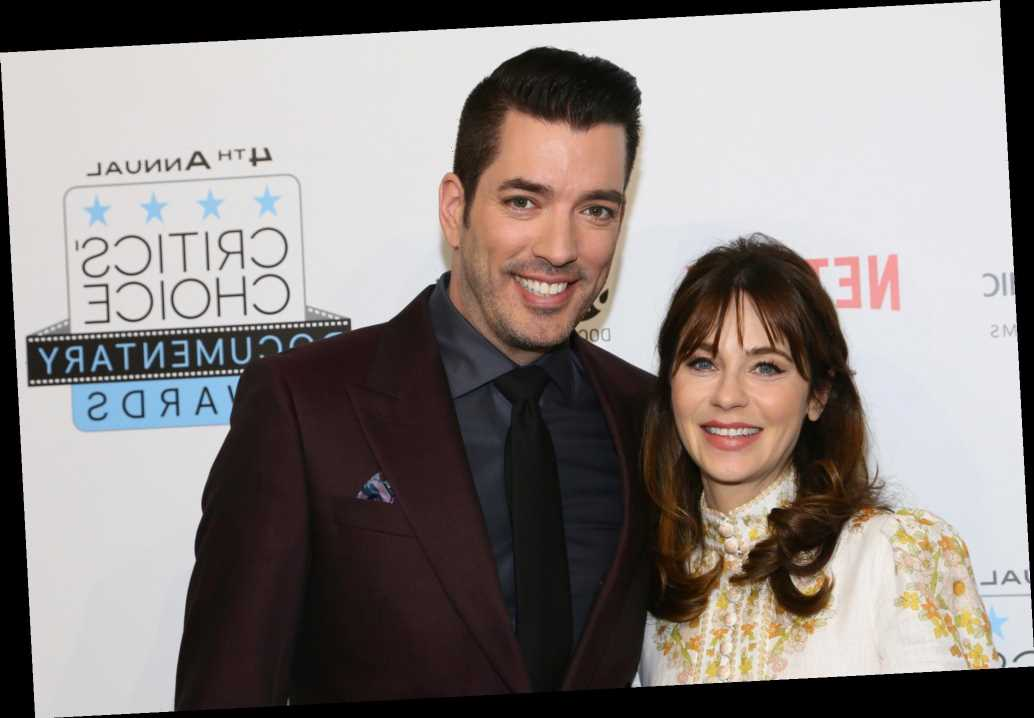 Jonathan Scott says girlfriend Zooey Deschanel and his family 'clicked'