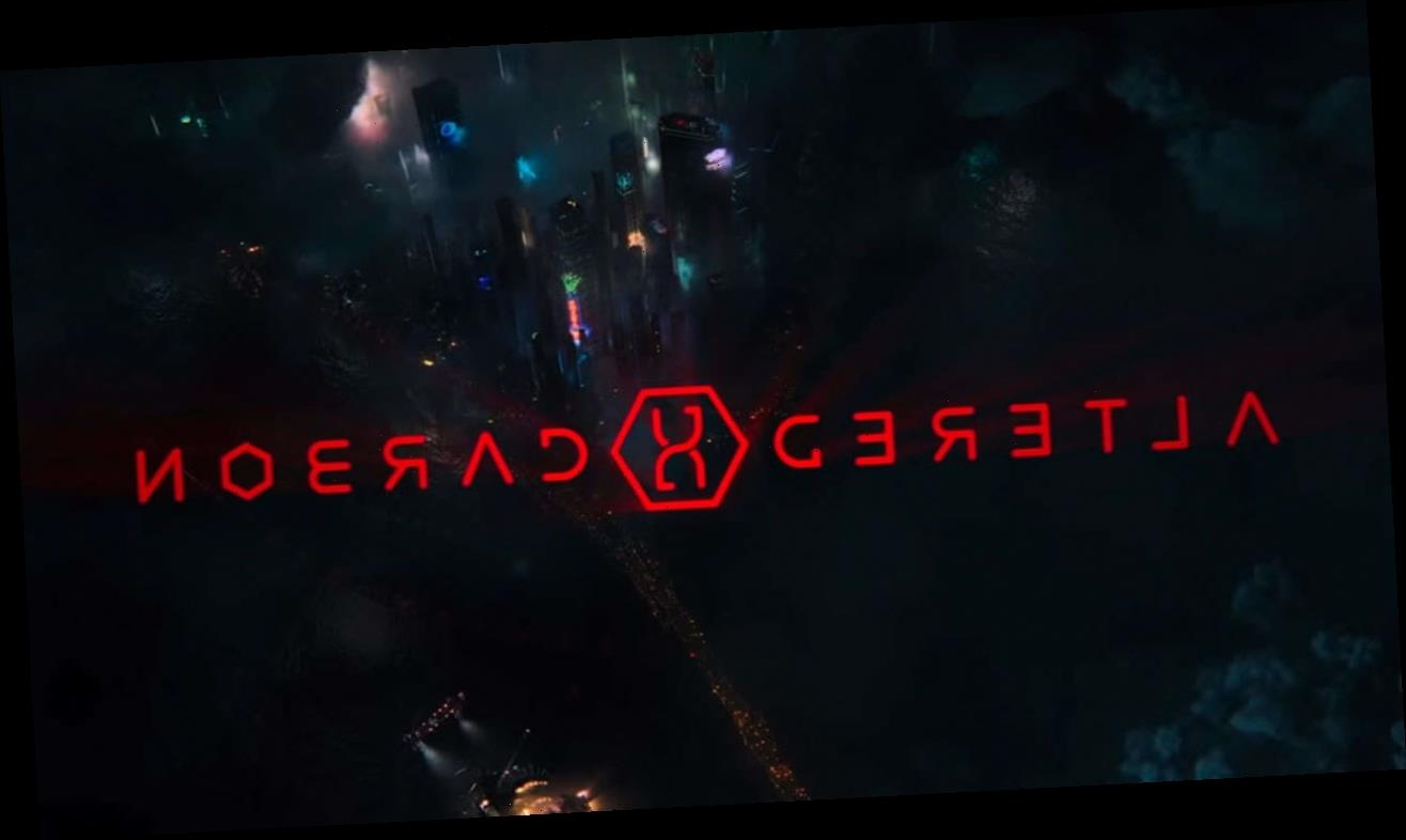 Altered Carbon Season 2 Release Date And Teaser Revealed