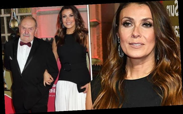 Kym Marsh: Coronation Street's Michelle attends event without her beau as dad steps in