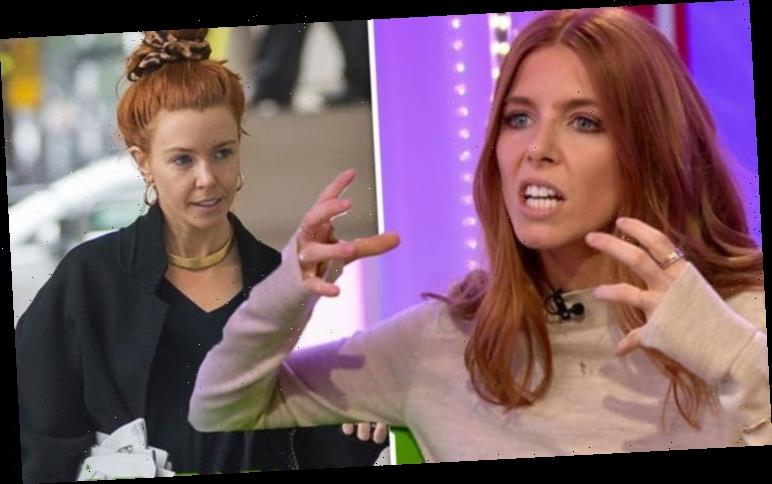 Stacey Dooley: 'Unnecessary rudeness' Kevin Clifton's girlfriend hits out at railway staff