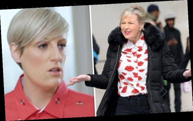 Steph McGovern: Former BBC Breakfast host reacts to Carol Kirkwood amid rare baby update
