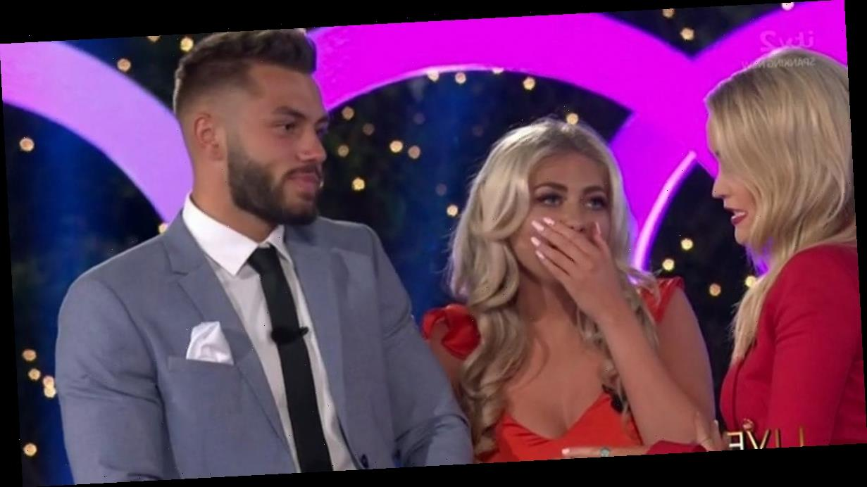 Love Island winner Paige Turley says she'll ditch Scotland and marry Finn Tapp
