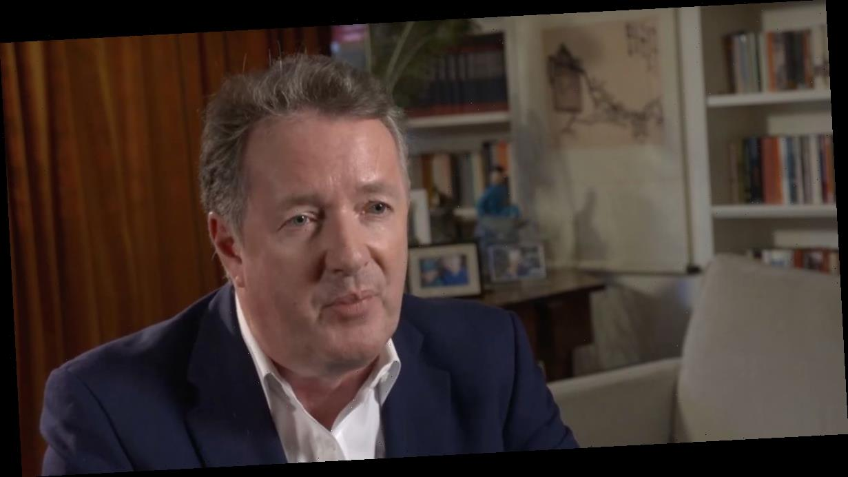 Piers says Prince Harry is 'commercially exploiting Princess Diana's death'