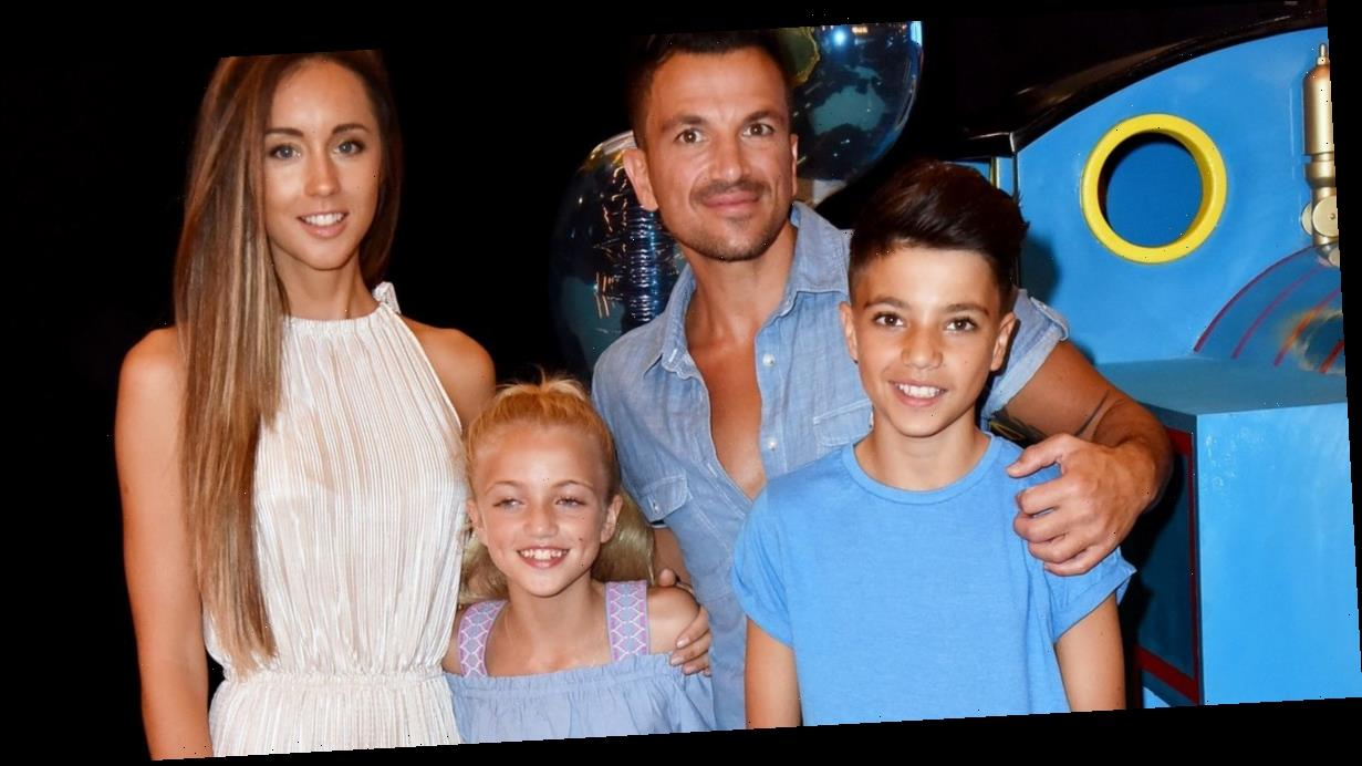 Peter Andre celebrates 47th birthday with impressive three course meal and cake prepared by wife Emily