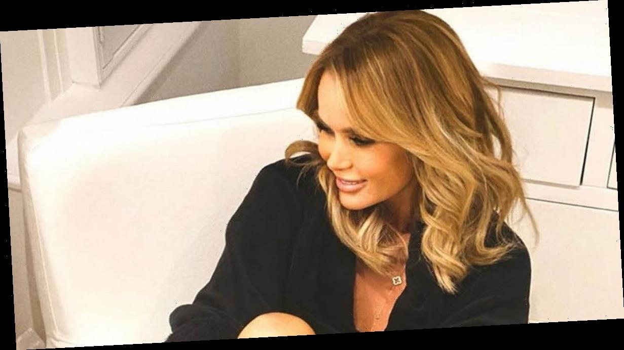 Amanda Holden sends fans into meltdown as she ditches trousers in bottomless pic