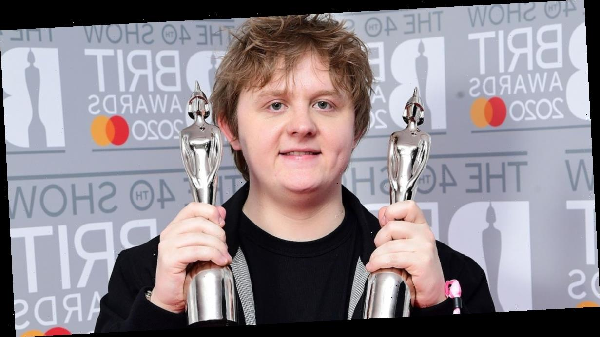 Lewis Capaldi plans to use his two BRIT Awards to impress future suitors