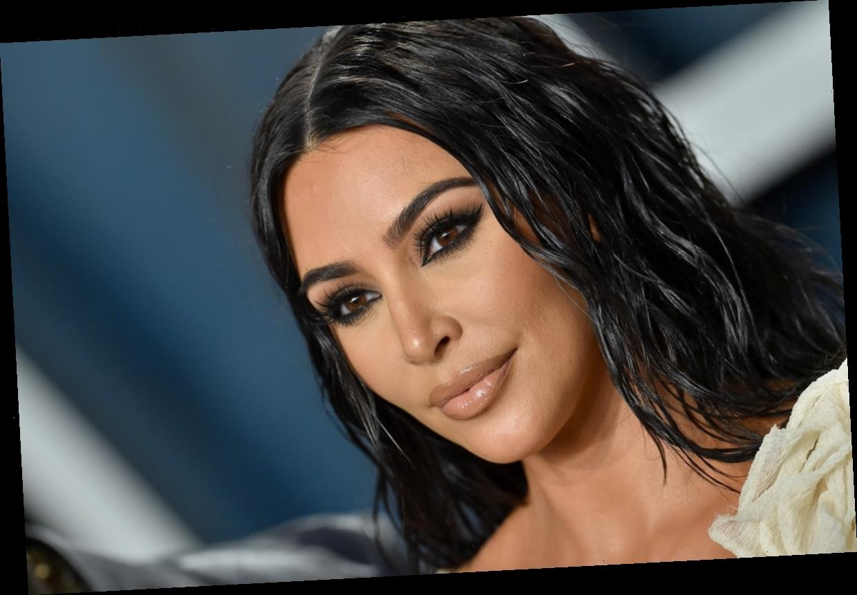 Kim Kardashian's Bronde Hair Is Likely Going To Be The Next Huge Color Trend
