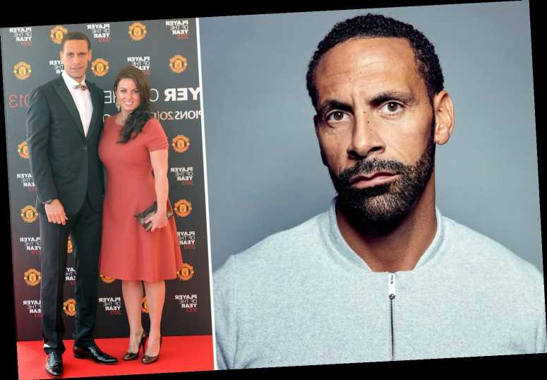 Rio Ferdinand feared he would 'never be happy again' following the death of his wife Rebecca – The Sun
