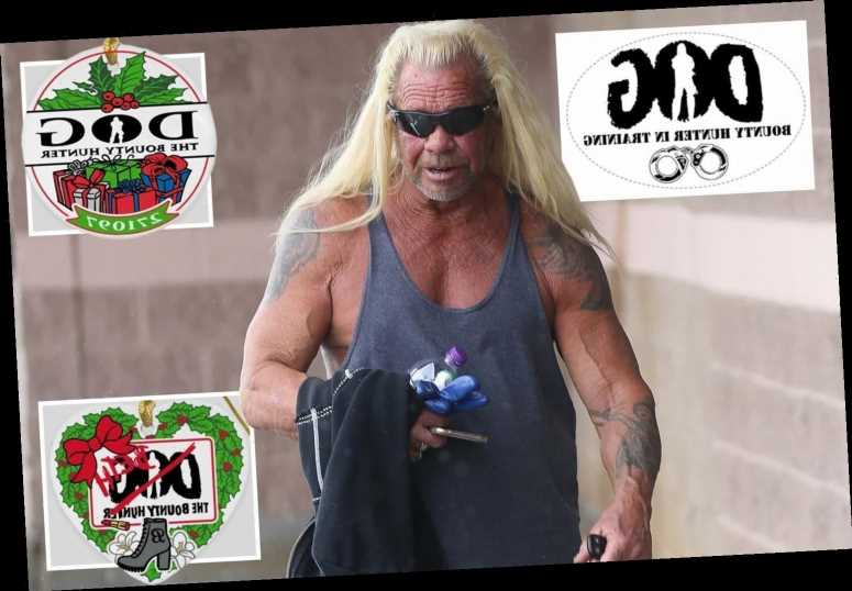 Dog the Bounty Hunter promotes new bumper stickers, coffee mugs and Christmas ornaments amid money troubles – The Sun