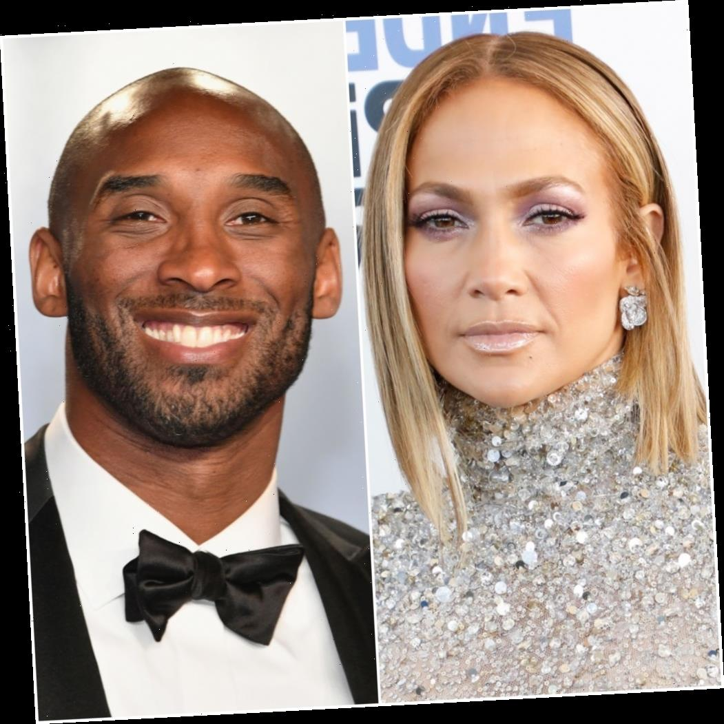 The Subtle Way Jennifer Lopez Paid Tribute to Kobe Bryant at His Public Memorial