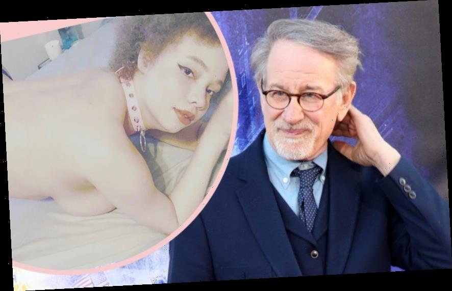 Steven Spielberg's Adopted Daughter Is A PORN STAR Now!