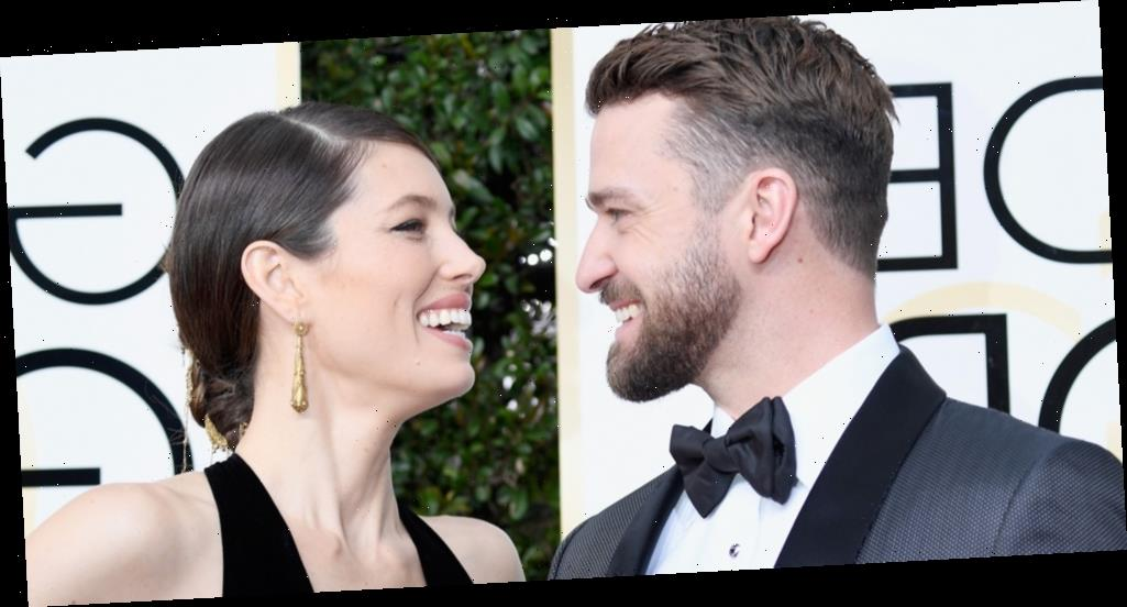 Justin Timberlake Shares a Throwback Photo & Sweet Message for Wife Jessica Biel on Valentine's Day