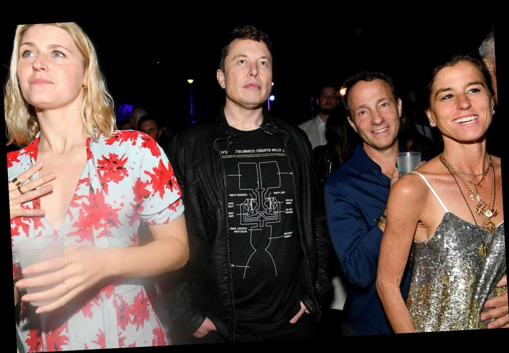 Elon Musk transfixed by music during Super Bowl 2020 weekend