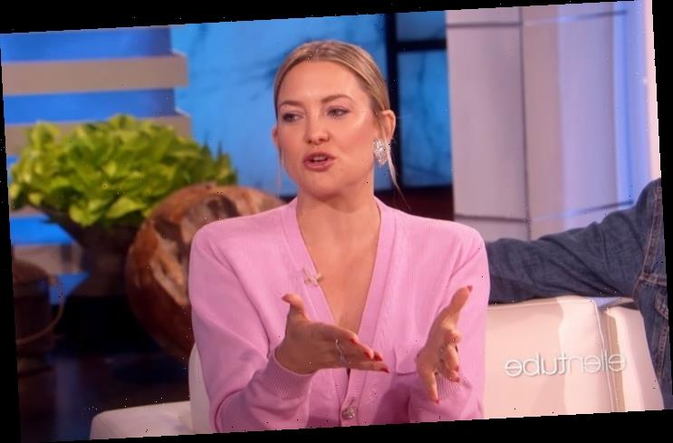 Kate Hudson Talks About Possibility of Having More Children