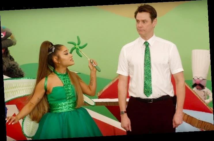 Ariana Grande Channels Musical Fairy of Hope in Jim Carrey's 'Kidding'