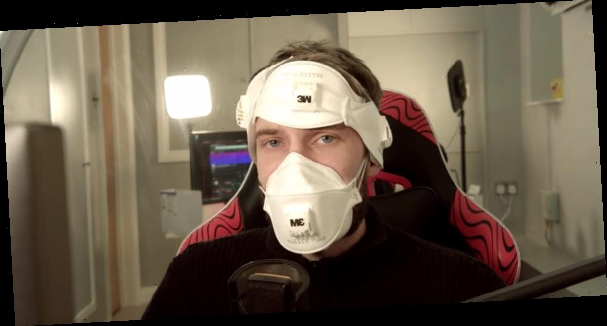 PewDiePie spoke in mock-Chinese and made coronavirus jokes his comeback video, and he doubled down in his latest post