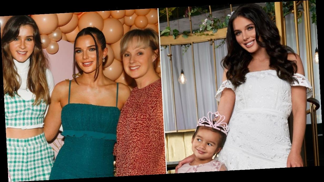 Helen Flanagan opens up on working with four year old daughter on clothing range as she reunites with Coronation Street co-stars