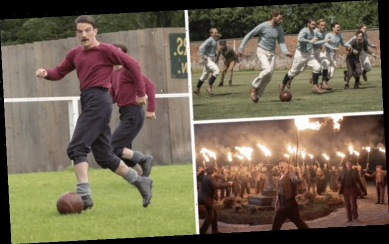 The English Game on Netflix release date, cast, trailer, plot: When is the new series out?