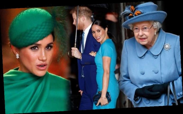 Meghan Markle: Revealingbook Duchess took inspiration from YEARS before split from Royals