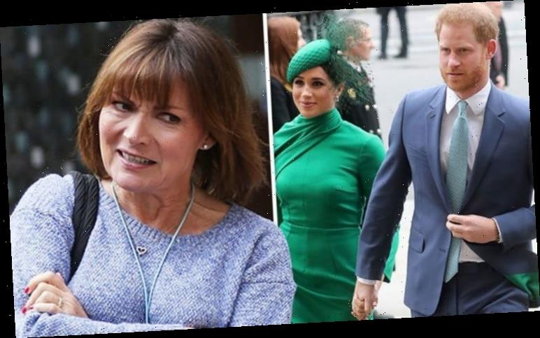 Lorraine Kelly: 'Made a right fool of him' ITV star says after Prince Harry's 'royal mess'