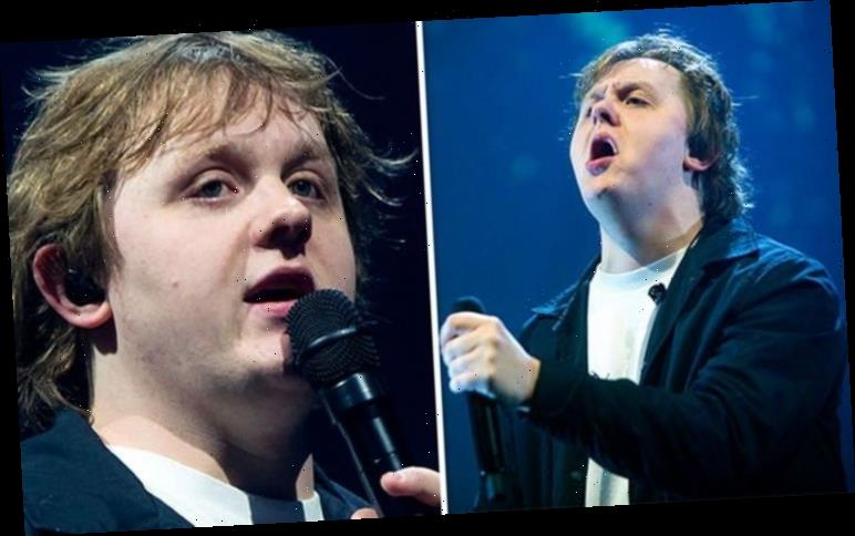Lewis Capaldi fans branded 'P****S' amid backlash to Someone You Love star's Aberdeen gig