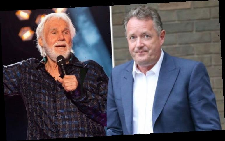 Kenny Rogers: Piers Morgan shares unearthed moment with star after he dies aged 81