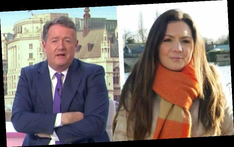 GMB's Laura Tobin blasted for 'non-essential' outside weather report: 'Hypocrite!'