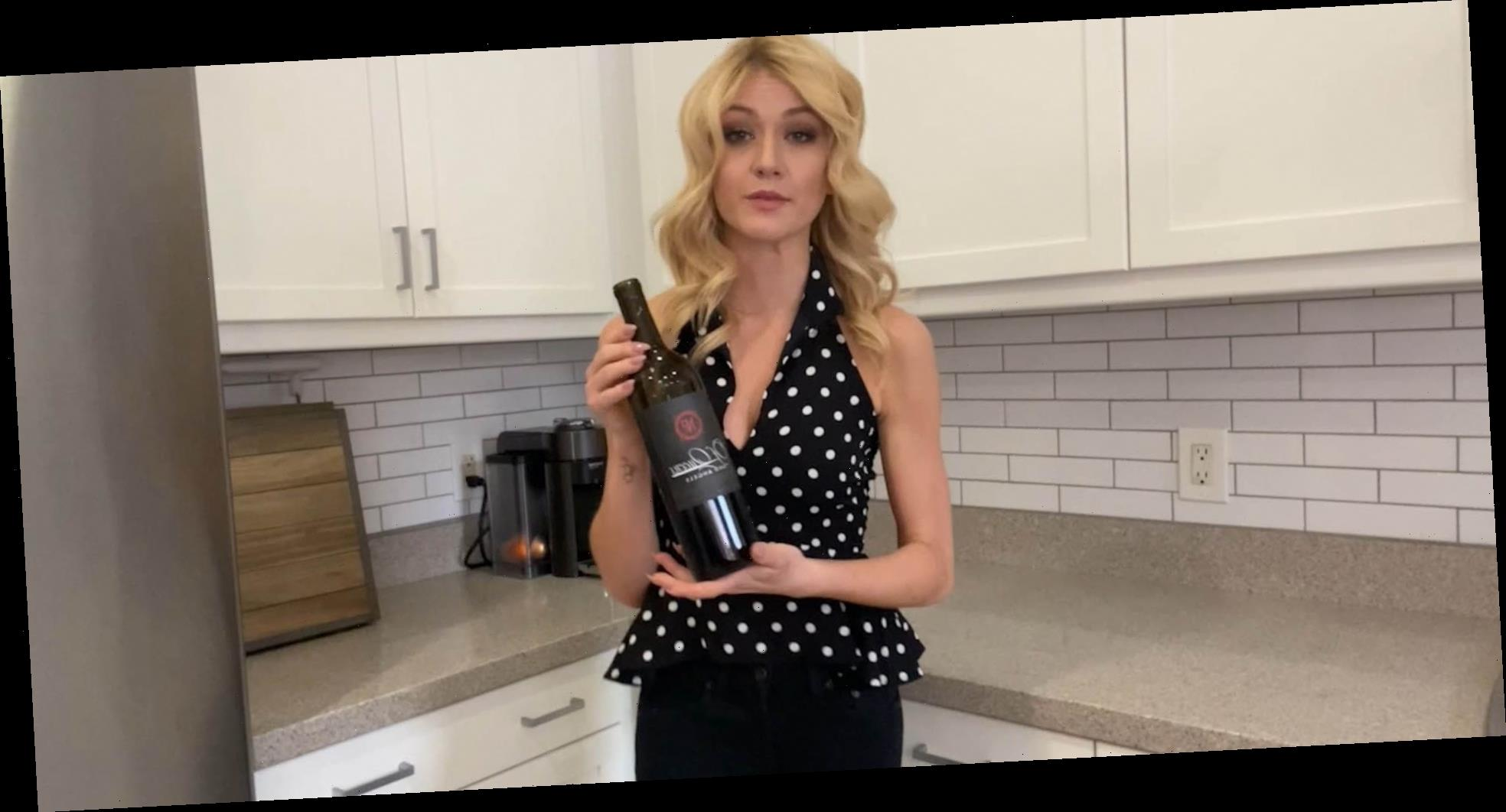 If Actress Katherine McNamara Drinks Whiskey and Wine Together, That Means You Should Too