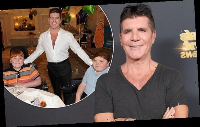 Simon Cowell pledges to donate £1.3 million to help charities