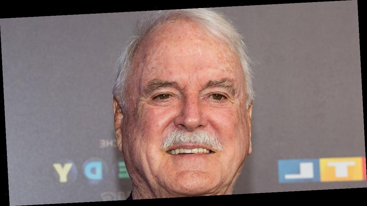John Cleese mocks tiny royalty payments after getting paltry 17p m from Disney