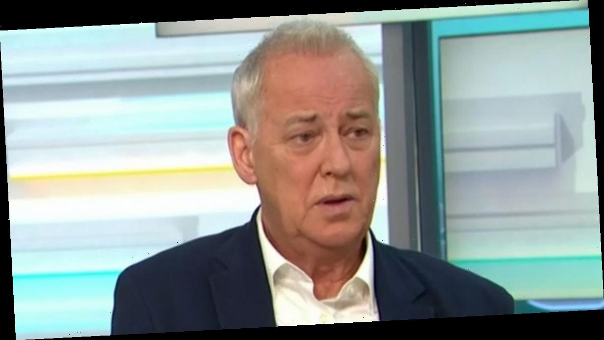 Michael Barrymore says he wants a new police force on Stuart Lubbock case