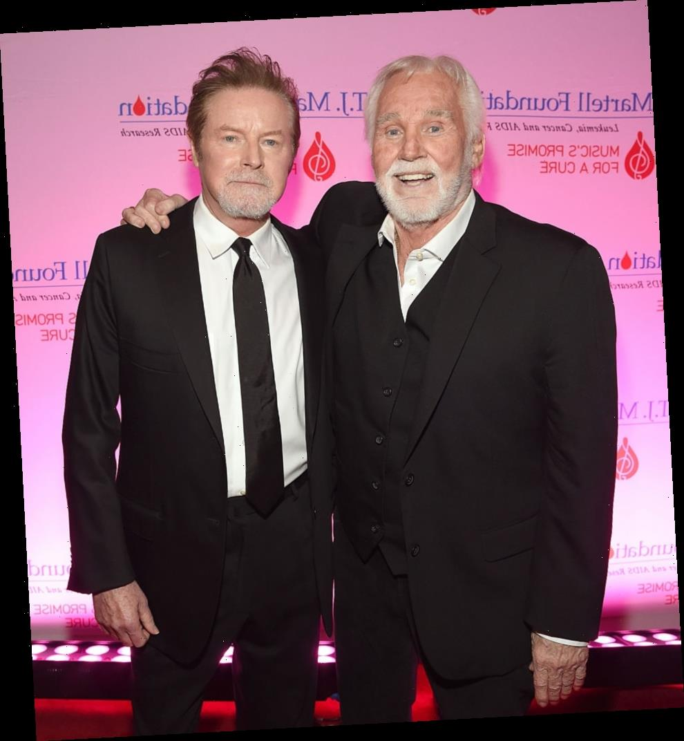 Don Henley Shares Story of Kenny Rogers' Incredible Generosity