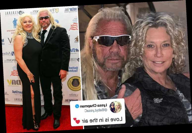 Dog The Bounty Hunter's daughter Lyssa says 'love is in the air' with his new girlfriend Francine Frane – The Sun