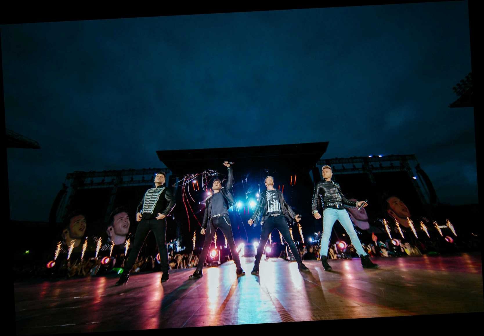 Westlife hail homecoming gig 'best concert of our lives' as they prepare to send fans wild with new DVD release – The Sun
