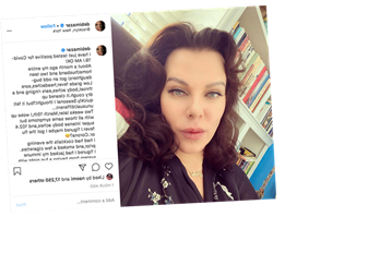 Younger and Entourage star Debi Mazar reveals she's got coronavirus and vows to fight for recovery – The Sun