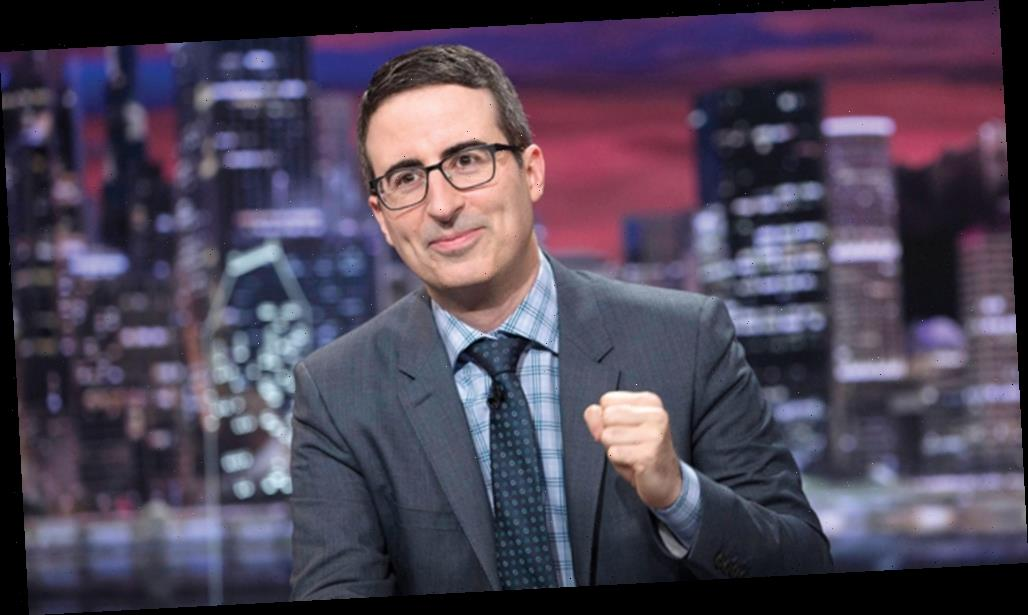 John Oliver: Trump Is Less Equipped For This Crisis Than Anyone in History Could've Been