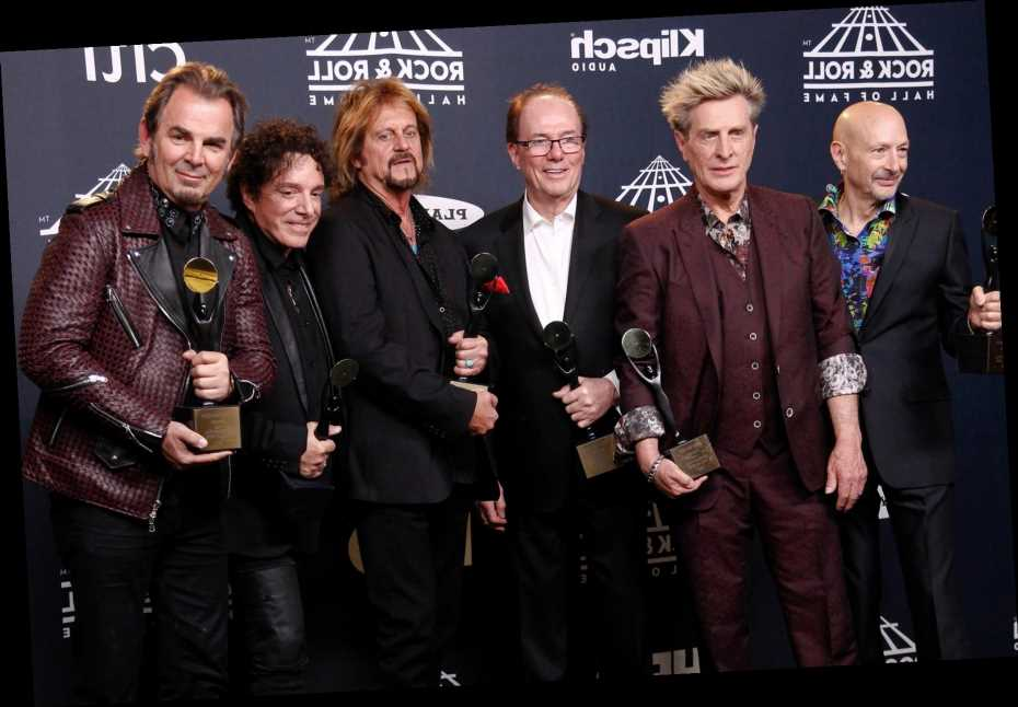 Journey Fire Ross Valory, Steve Smith for Allegedly Trying to Take Control of Band Name