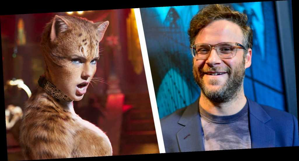 Seth Rogen Got Stoned and Live-Tweeted 'CATS' While Self-Isolating