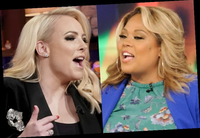 'The View': Meghan McCain Rumored To Have 'Blocked' Guest Co-Host Tara Setmayer From Show