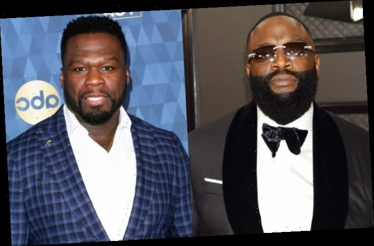 Rick Ross Ordered to Testify in 50 Cent's Case Against Former Law Firm