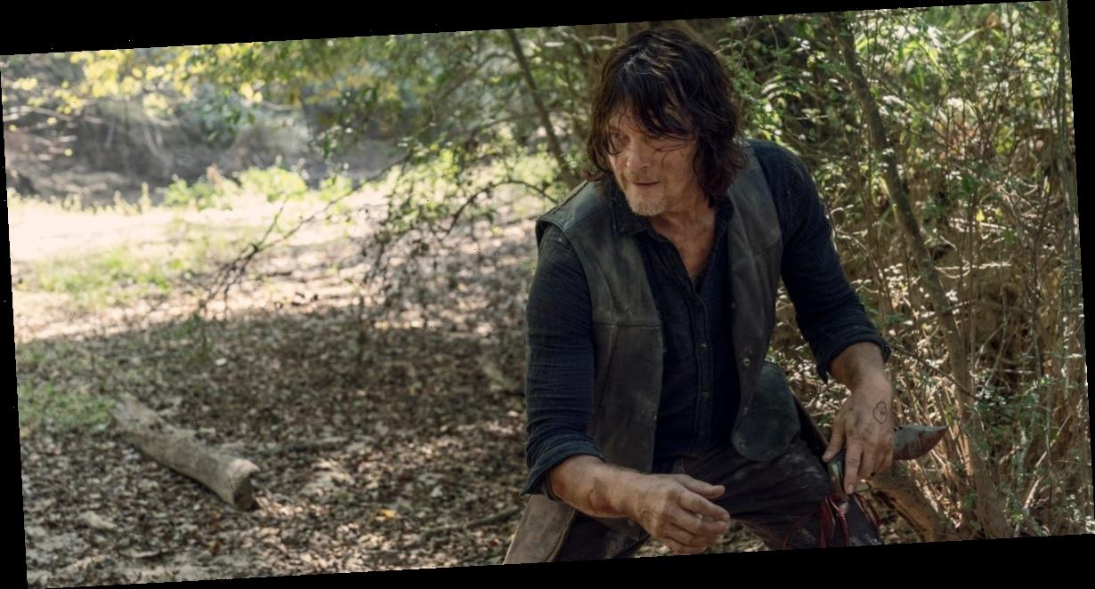 'The Walking Dead' showrunner explains why Daryl recklessly runs off on his own on Sunday's episode