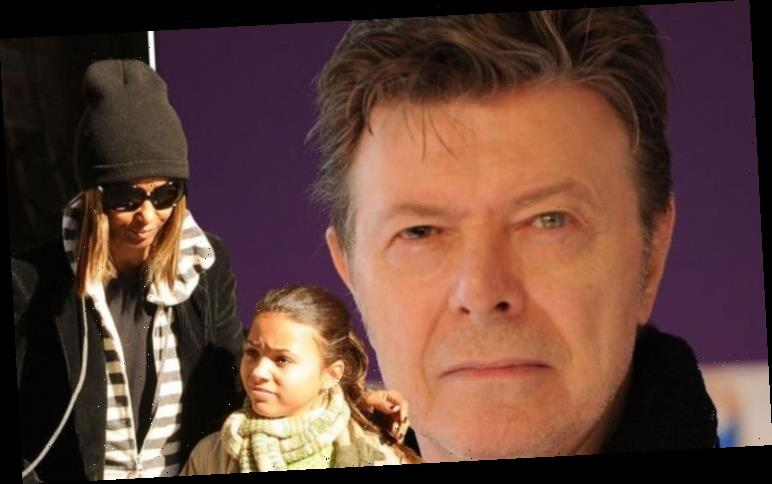 David Bowie daughter: Who is David Bowie and Iman's daughter?