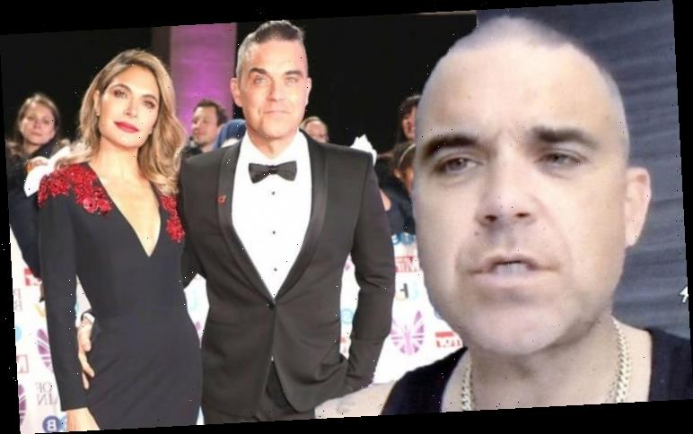Robbie Williams finally clears up 'big' rumour: 'My wife Ayda knows I didn't do that'