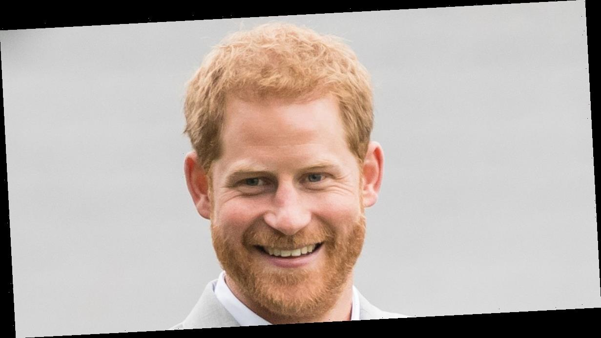 """Prince Harry says he is """"incredibly proud"""" of the """"wonderfully British"""" response to the coronavirus pandemic"""