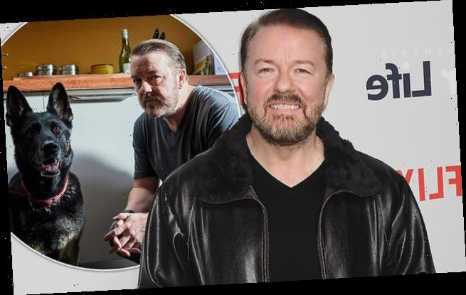 Ricky Gervais 'boosts companies' earnings by £2 million'