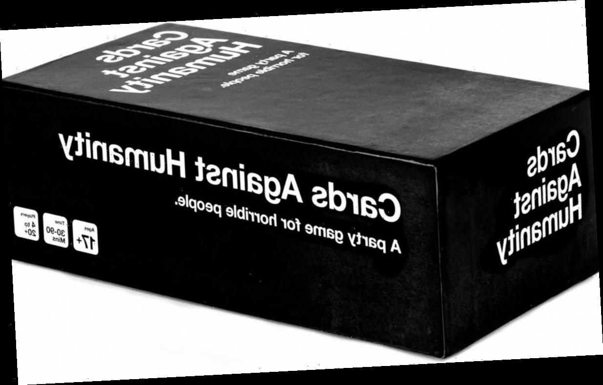 This Free Cards Against Humanity Game Is So Easy To Make At Home