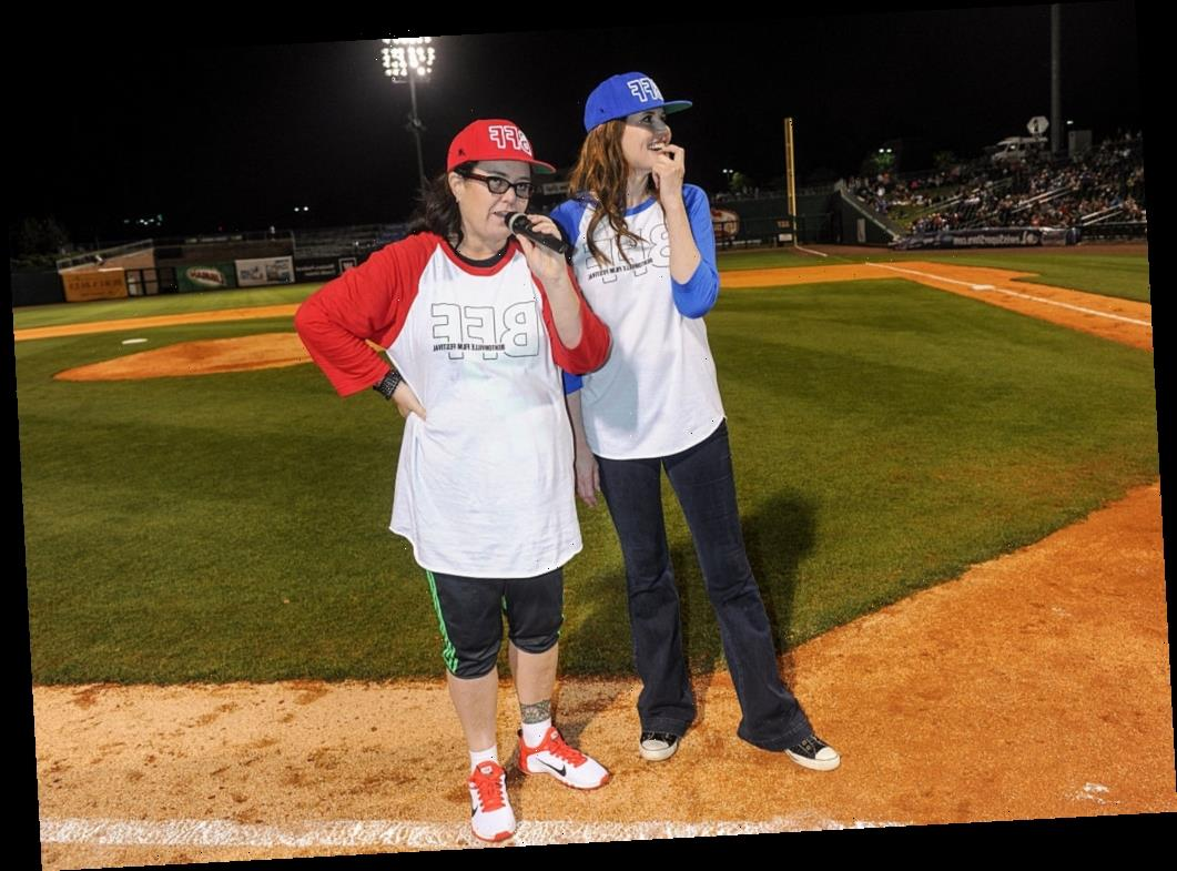 Rosie O'Donnell's Kids Didn't Know She Was In 'A League Of Their Own'