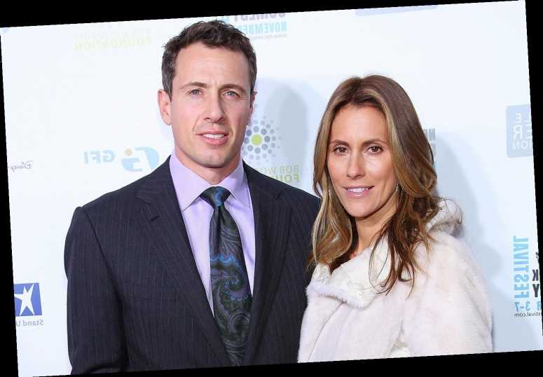 Chris Cuomo's Wife Reveals Their 14-Year-Old Son Has Coronavirus: 'My Heart Hurts'