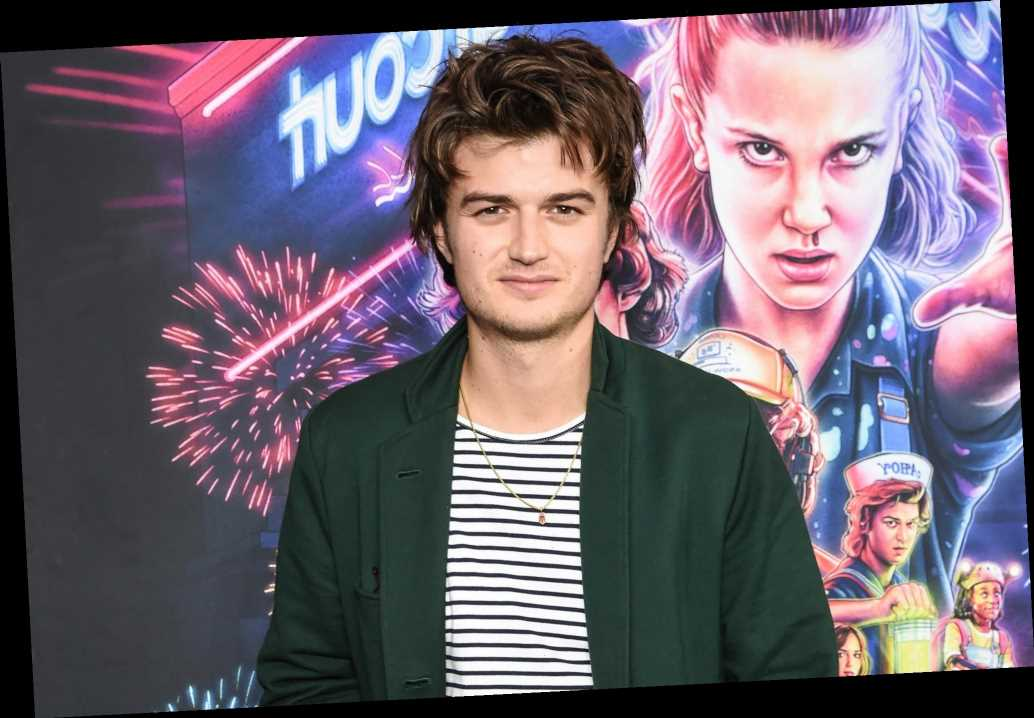 Joe Keery apologizes for horrible messages sent on hacked Twitter account