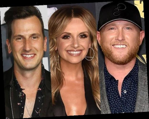 How Country Music Stars Are Spending Their Time During Self-Quarantine